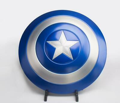 METAL MADE 1:1 Scale CAPTAIN AMERICA Winter Soldier STEVE ROGERS SHIELD Props