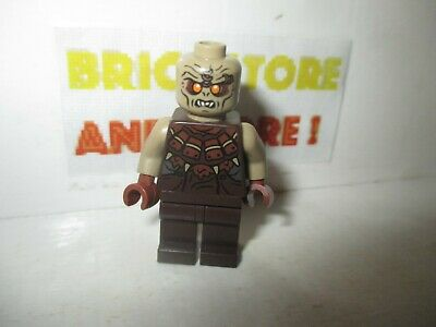 Lego - Minifigures - The Lord of the Rings - Mordor Orc - Bald lor024