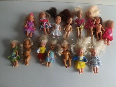Barbie Sisters Small Dolls Bundle Shelly And Others