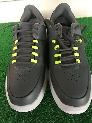 176d9c04721f5 Nike Air Zoom Accurate Golf Shoes Dark Grey 909724 001 Mens Wide Size 9 NEW
