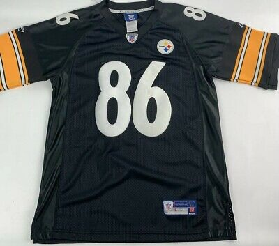 b948692a NFL PITTSBURGH STEELERS Hines Ward Boy's Girl's S/S Black Jersey by ...
