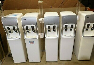 Winix 3C Cold and Ambient Plumbed in Water Cooler Dispenser Floorstanding White