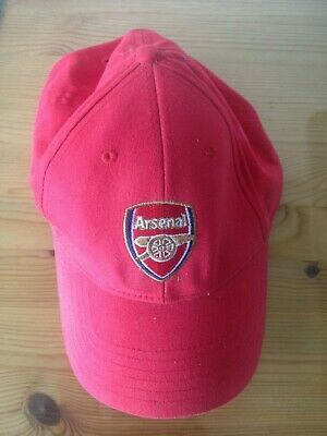 OFFICIAL Arsenal Football Club Cap *See Condition details*