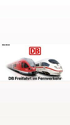 DB Freifahrt Ticket Coupon