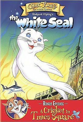 Chuck Jones: The White Seal [DVD] AMAZING DVD IN PERFECT CONDITION!DISC AND ORIG