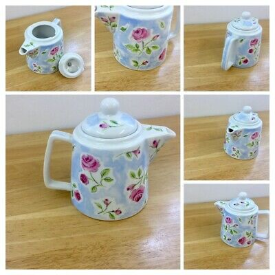 Demo Designs Floral Rose Teapot