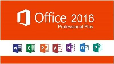M5S OFFICE 2016 PRO PLUS 32/64-bit ✔ LIFETIME & GENUINE KEY | GLOBAL LANGUAGES ✔
