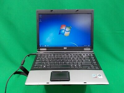 HP Compaq 6530b Intel Core 2 Duo @ 2.40GHz 160GB HDD 4GB RAM Windows 7 64-bit
