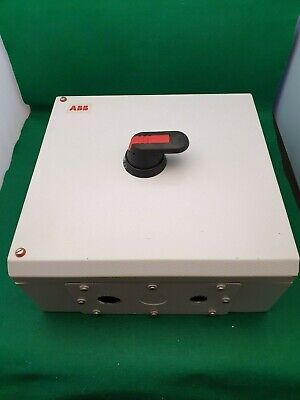 ABB Fuse Switch Disconnector 63 Amp TPN