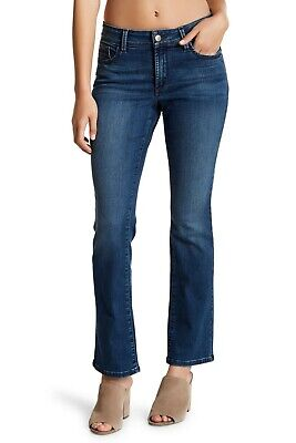 6e319f7a680 NYDJ Your Daughters Jeans Billie Mini Boot Cut in Montpellier - Size 12  Petite