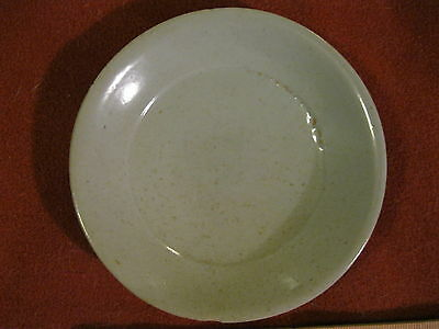 Vintage Antique Silla Dynasty Korean Glazed Stoneware Saucer  2  *Appraisal