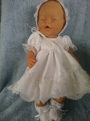HANDMADE clothes , BABY BORN  DOLL