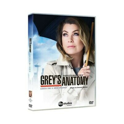 Greys Anatomy - Stagione 12 DVD