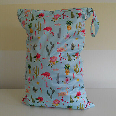 Extra Large Wet Bag - Tropical