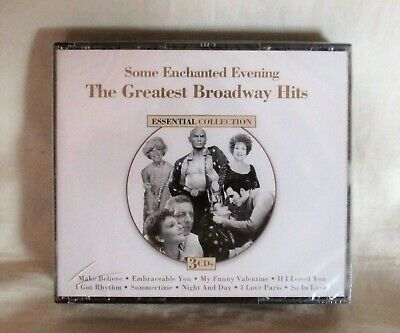 Essential Collection Greatest Broadway Hits 3-CD Set * New Sealed