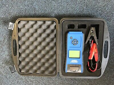Draper 64583 Expert Vehicle Battery Diagnostic Tool with Built-in Printer