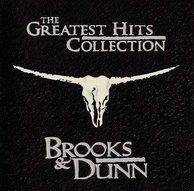 Brooks & Dunn (Greatest Hits - Very Best Of Cd Sealed + Free Post)