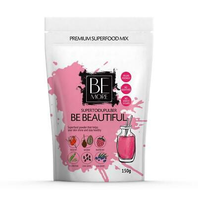Be Beautiful Polvere Premium Superfood - Il Mix è Naturale, Vegano E Privo...