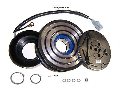 Jeep Cherokee Ac Compressor Clutch Replacement