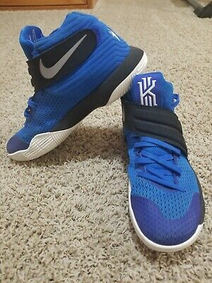7dec5ac727b3 Nike Kyrie 2 Brotherhood Duke Blue Excellent Condition Worn Indoors Only!  Size10