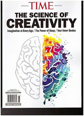 Time Special Edition The Science Of Creativity Retail 13.99 2019
