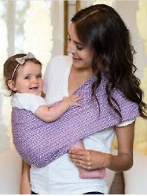 New Seven Slings Solitaire Baby Carrier Sling Infant Newborn Multiple Sizes