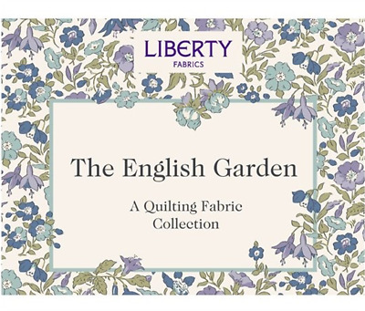 LIBERTY of London The English Garden - 100% Cotton Fabric for quilting & crafts