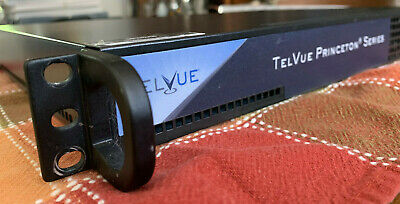 TelVue Princeton B100 Analog Broadcast Server