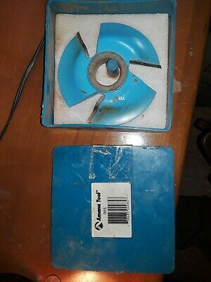 AMANA TOOL MULTI Insert Planer and Rabbeting Shaper Cutter for a