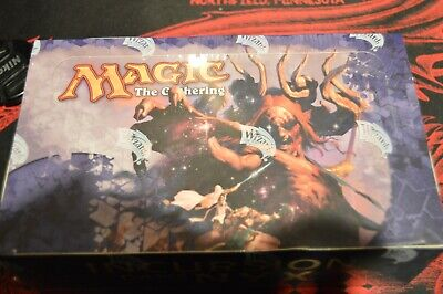 mtg French Journey into Nyx booster box factory sealed 36 packs Magic gathering