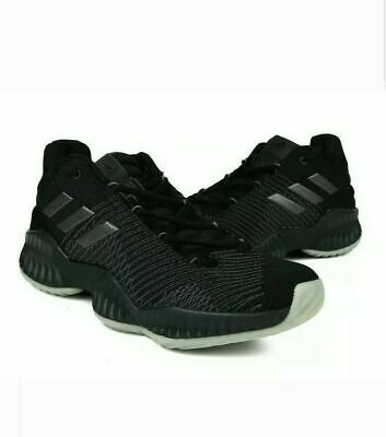 3324bce1a Adidas Pro Bounce 2018 Low Men s Basketball Shoes Black Glow 9 9.5 Shoes  B41864