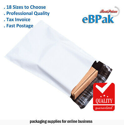 Poly Mailer Plastic Satchel Self Sealing Shipping Satchel Recycable Courier Bag