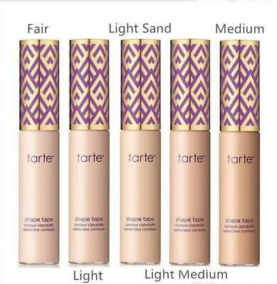Tarte Double Duty Shape Tape Contour Concealer - All Shades - Free Shipping