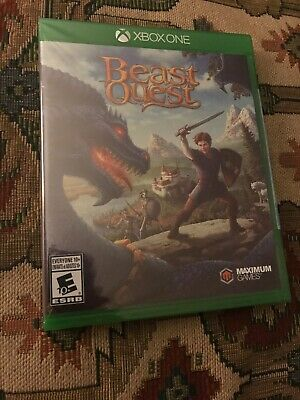 Beast Quest (Microsoft Xbox One, 2017) Brand New Factory Sealed