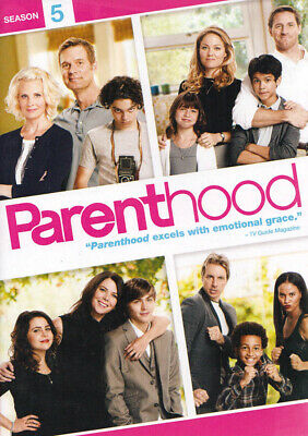 Parenthood - Season 5 (Keepcase) (Dvd)