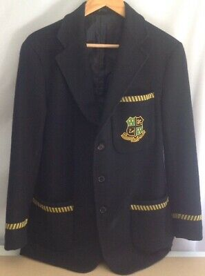 WESLEY COLLEGE Perth Great Condition Blazer Size 16