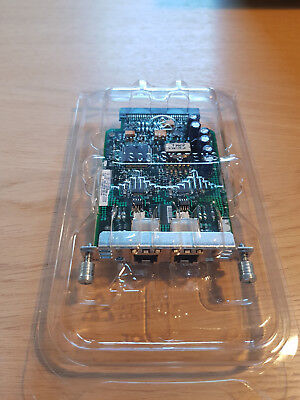 Cisco VIC2-2FXS 2-port voice interface card (New Opened Box)