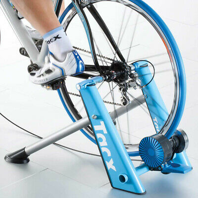 Tacx Reconditioned T2650.Vp Blue Matic Smart Virtual Power Trainer Srp £159.99