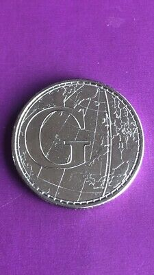 A-Z 2019 ALPHABET 10p COIN HUNT-  LETTER G - UNCIRCULATED, Grenwich Mean Time