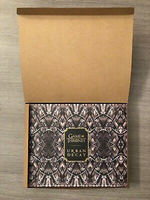 Brand New In Hand Urban Decay Game Of Thrones Vault Collection 13 Pieces!