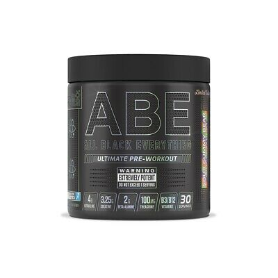 Applied Nutrition ABE Pre-Workout All-Black-Everything - 30 Servings all flavour