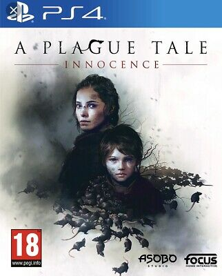 A Plague Tale: Innocence Ps4 Versione Digitale Ita