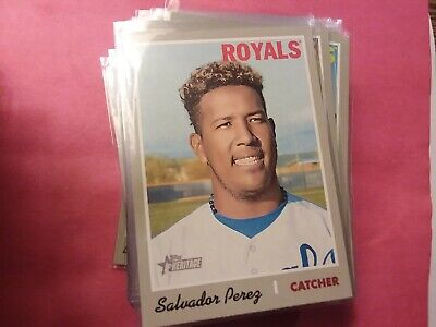 2019 Topps Heritage High Numbers  #400+  ***You Pick***