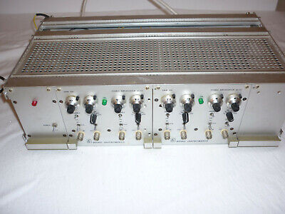 4 channel instrumentation amplifier
