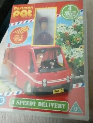 Postman Pat - Special Delivery Service Series 1 with free Pat figure new sealed
