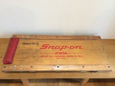 SNAP-ON JCW3A CREEPER BOARD Available Worldwide