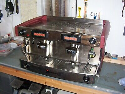 Marlinc 2 group fully automatic espresso coffee machine