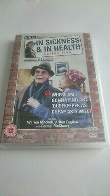 In Sickness And In Health - Series 5 (DVD, 2010, 2-Disc Set)
