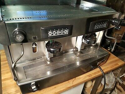 Iberital 2 group fully automatic espresso coffee machine