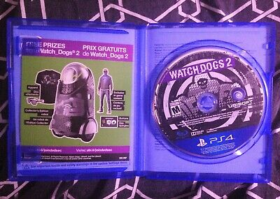PS4 GAME WATCH Dogs 2 Watchdogs II NEW Goods - $27 73   PicClick
